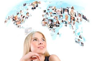 Difusión de contenidos en redes sociales